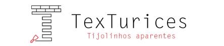 TexTurices - Tijolinho aparente feito com textura ou adevido